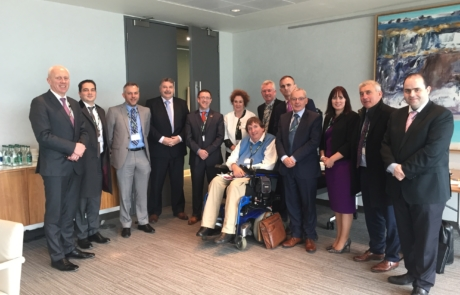 Tralee Chamber Alliance Delegation to Dublin 3 AIB BANK CENTRE