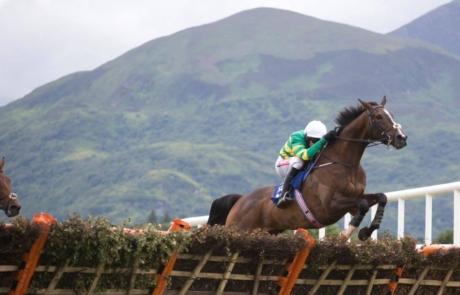 Hurdle Race Killarney