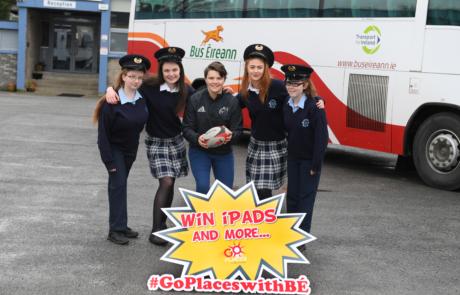Bus Eireann Go competition 41