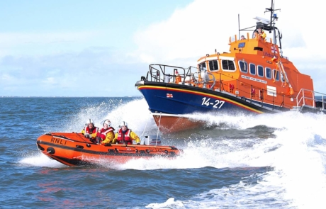 Lifeboat image