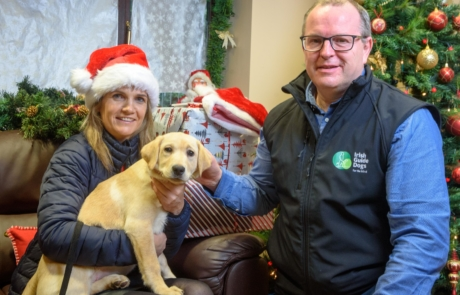 Christmas comes early for Irish Guide Dogs for the Blind