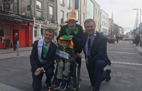 Grand Marshal Tralee 1