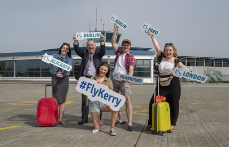 Kerry Airport Summer routes 71