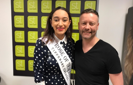 Rose of Tralee Sean Taaffe 2