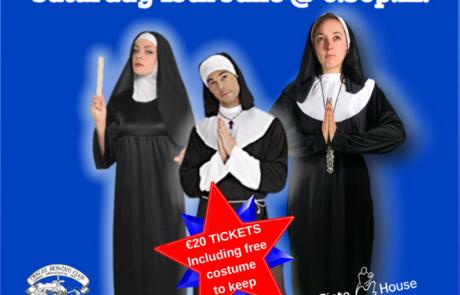 Poster Tralee Nun Challenge