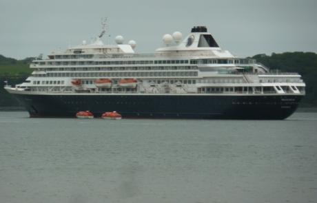Cruise ship Foynes 1