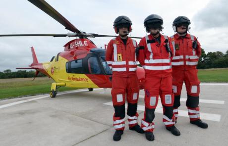 2. Air Ambulance