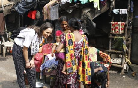 2019 International Rose of Tralee Sinead Flanagan in Kolkata India