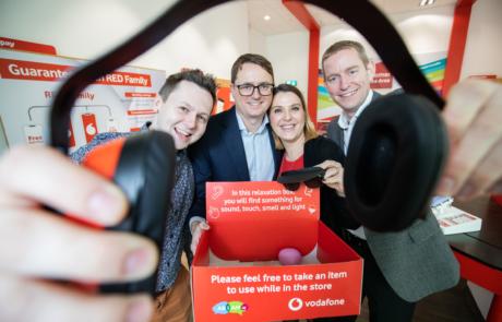 Vodafone Ireland launch Autism Friendly retail programme-1