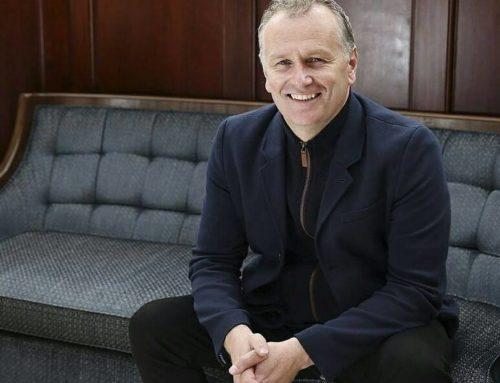 TV Star Dáithí Ó Sé Brings New Stage Show Home