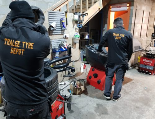 Tyre Depot invest in keeping you safe on the road