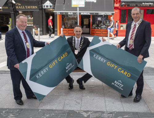 If Ever We Needed To Spend Local,  Its Now! …Use The Kerry Gift Card