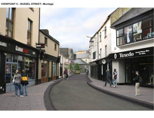 Upgrade Of Tralee Streets In Nov Part Of €10m Package