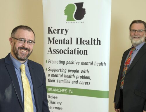 Kerry Mental Health Association Appoints  John Drummey As General Manager