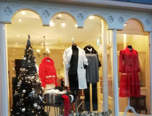 POP-UP Shop in the Square has just reopened in time for Christmas!