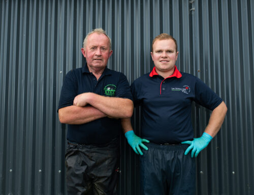 Keanes from Kielduff are nominated  for Dairy of the Year awards