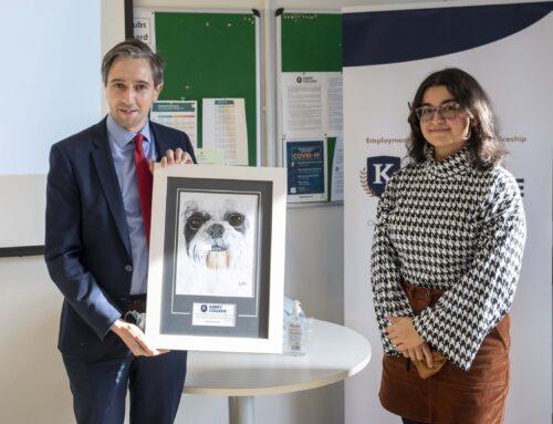 Minister Simon Harris visits Kerry ETB