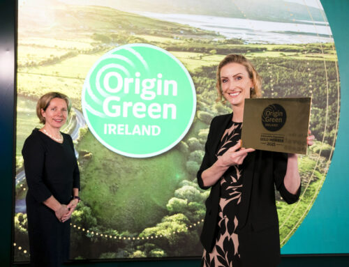 All go for Quinlans as Horan Centre,  Dunnes stores and Awards all come together!